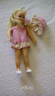 VINTAGE BARBIE HUGE LOT 6 Doll's, Clothes 1960's & Case