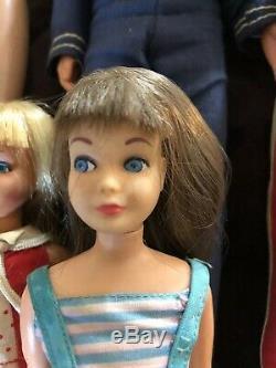 Vintage 1960s barbie doll Lot Of 10 TLC
