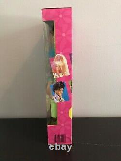Vintage 1991 TOTALLY HAIR Barbie MINT in Package Brunette Barbie