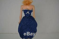 Vintage #3 Blond Barbie with Gay Parisienne Fashion #964 Complete and Mint