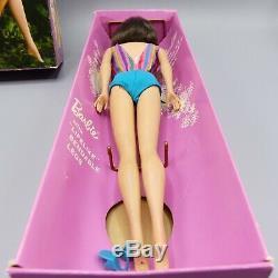 Vintage American Girl Barbie Long Hair brunette #1070 Mint in Box
