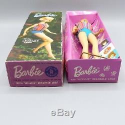 Vintage American Girl Barbie Short Hair Pale Blonde #1070 Mint in Box