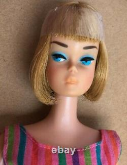 Vintage Ash Blonde American Girl Barbie Doll MINT All Original NO RETOUCHES OSS