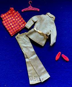 Vintage Barbie 1967 Francie #1297 Go Gold Sears Exclusive Mint & Complete RARE