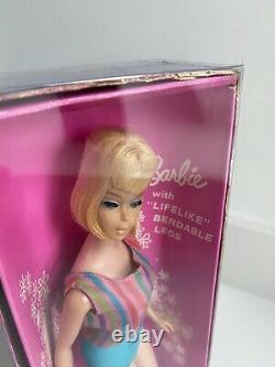Vintage Barbie American Girl 1965 Blonde Hair NRFB MINT Flawless