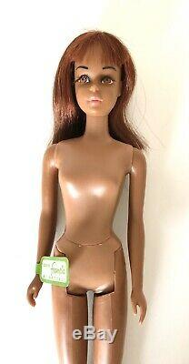 Vintage Barbie Black Francie AA TNT with Wrist Tag/OSS-MINT-FIRST EDITION 1965