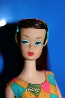 Vintage Barbie Color Magic Mint Rare Cherry Red and Midnight Magic Color Hair