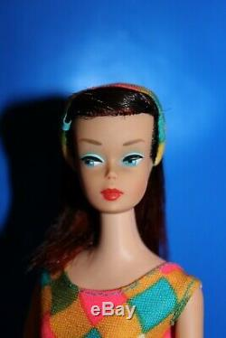 Vintage Barbie Color Magic Mint Rare Midnight Black and Red Hair