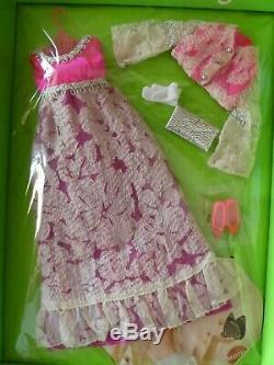 Vintage Barbie Francie's NRFB Variation Altogether Elegant #1242 MINT