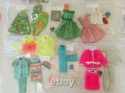 Vintage Barbie Lot (Incl. ORIGINAL Modern Art Dress, Painting, Program, Shoes)