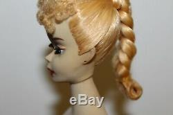 Vintage Barbie Ponytail # 3 with R Mint and complete in immaculate condition