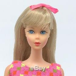 Vintage Barbie TNT NEAR MINT Summer Sand Silver Ash Blonde Pink OSS