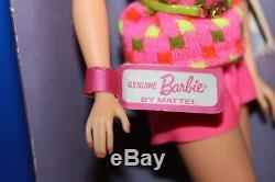 Vintage Barbie Twist n Turn- Blonde Near Mint in Box with Wrist Tag