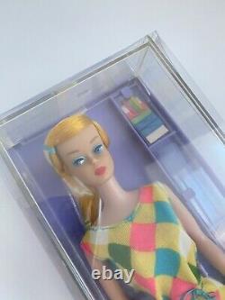 Vintage Colour Magic Barbie 1st issue 1966 Har Plastic Box RARE NRFB MINT
