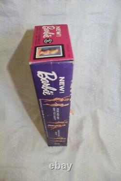 Vintage Dark Brunette TNT Twist N Turn Barbie Doll Mint In Box