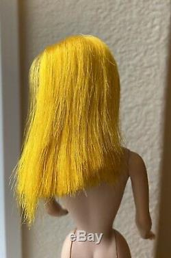Vintage Golden Blonde Color Magic Barbie Doll LOT OSS Heels Ribbons Mix N Match