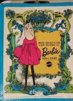 Vintage Mattel Barbie Doll lot. Clothes, Accessories Francie Twist & Turn