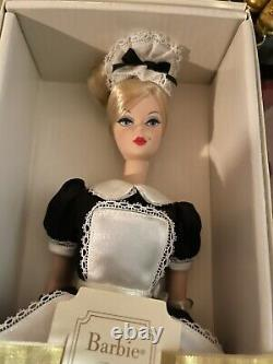 Vintage Mattel Barbie FMC The French Maid Fashion Model & MINT CONDGOLD LABEL