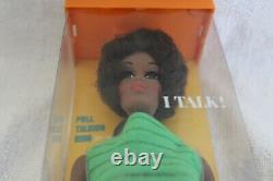 Vintage Talking Christie Barbie Doll NRFB Mint 1ST Edition